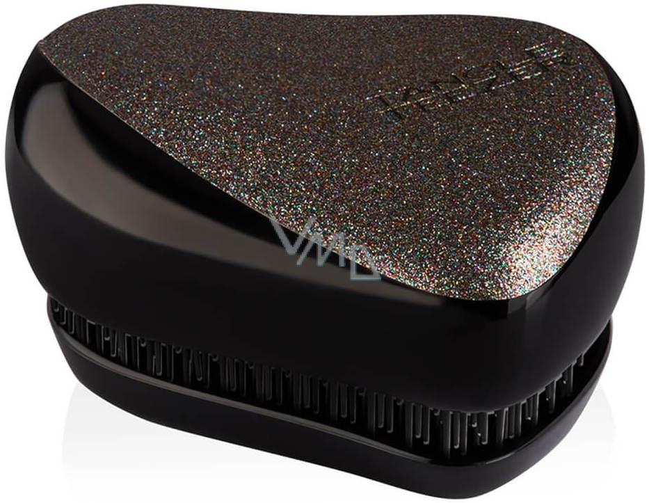 Tangle Teezer Compact Profesionální kompaktní kartáč na vlasy, Glitter Gem limitovaná edice