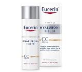 Eucerin Hyaluron-Filler CC krém denní proti vráskám SPF15 01 Light 50 ml