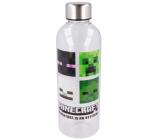Epee Merch Minecraft Hydro Plastová láhev s licenčním motivem, objem 850 ml