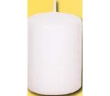 Lima Gastro hladká svíčka bílá válec 110 x 150 mm 1 kus