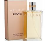 Chanel Allure toaletní voda pro ženy 50 ml s rozprašovačem