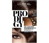 Loreal Paris Prodigy olejová barva na vlasy 4.15 Sienna Ledová čokoládová