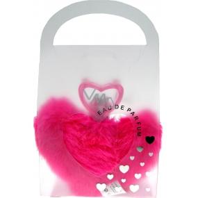 Omerta Love Heart Fuchsia parfémovaná voda pro ženy 25 ml