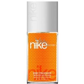 Nike Woman parfémovaný deodorant sklo pro ženy 75 ml