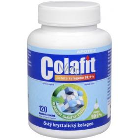 Apotex Colafit čistý kolagen 120 kostiček