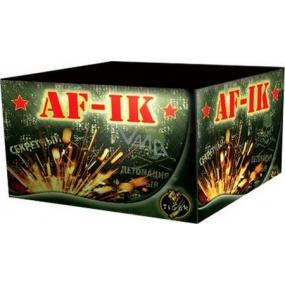AF-IK Kompakt pyrotechnika CE3 88 ran III. třídy nebezpečí prodejné od 21 let!