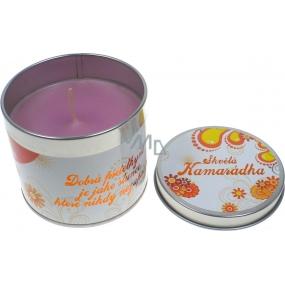 Nekupto Levandule dárková vonná svíčka 003 Skvělá kamarádka 18 g