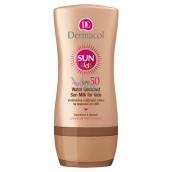Dermacol Sun Water Resistant Sun SPF 50 voděodolné mléko na opalování pro děti 200 ml