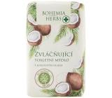 Bohemia Gifts Kokos toaletní mýdlo s kokosovým olejem a glycerinem 100 g