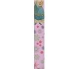Ditipo Disney Vánoční balicí papír pro děti Frozen růžový 2 m x 70 cm