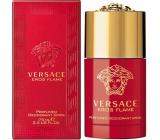 Versace Eros Flame deodorant stick pro muže 75 ml