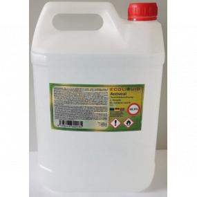 Ecoliquid Antiviral antiseptic dezinfekční roztok, účinná dezinfekce, náhradní náplň kanystr 5 l