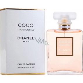 Chanel Coco Mademoiselle parfémovaná voda pro ženy 50 ml s rozprašovačem