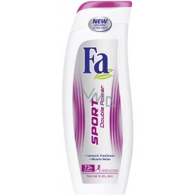 Fa Sport Double Power Sporty Fresh tělové mléko 250 ml