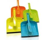 Vileda Rainbow smetáček s lopatkou barevný 1 kus různé barvy