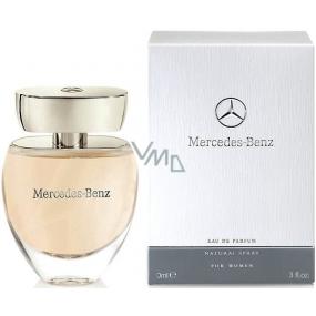 Mercedes-Benz Mercedes Benz for Women parfémovaná voda pro ženy 60 ml