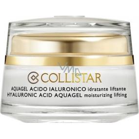 Collistar Attivi Puri Hyaluronic Acid Aquagel hydratační pleťový krém 50 ml