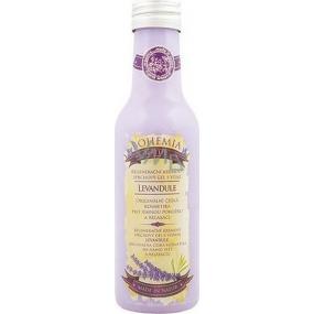 Bohemia Herbs Levandule Premium s extraktem z bylin a vůní levandule sprchový gel 200 ml