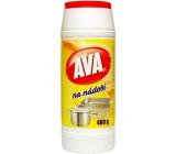 Ava Na nádobí čistící prášek na čištění běžného kuchyňského nádobí 400 g