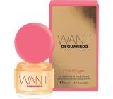 Dsquared2 Want Pink Ginger parfémovaná voda pro ženy 50 ml