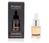 Millefiori Natural Vanilla & Wood - Vanilka a dřevo Aroma olej 15 ml