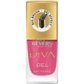 Revers Diva Gel Effect gelový lak na nehty 075 12 ml
