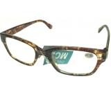 Berkeley Čtecí dioprtické brýle +3,0 plast tygrové žíhané 1 kus ER4198