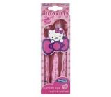 Hello Kitty Měkký kartáček na zuby 2-6 let 3 kusy