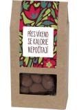 Albi Mandle v čokoládě se skořicí Přes víkend se kalorie nepočítají 80 g