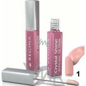 Regina Crystal Shine Lip Gloss lesk na rty odstín 1 5 ml
