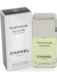 Chanel Egoiste Platinum toaletní voda pro muže 50 ml