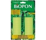 Biopon Zelené rostliny hnojivové tyčinky 30 kusů