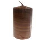 Lima Wellness Skořice aroma svíčka válec 60 x 90 mm