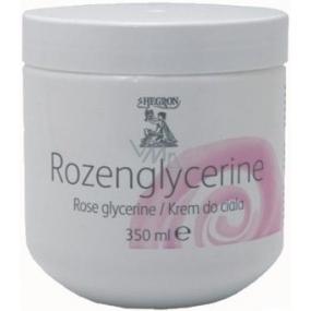 Hegron Rosen Glycerine glycerinový krém růže 350 ml