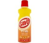 Savo Prim Svěží vůně tekutý čisticí a dezinfekční prostředek 1 l