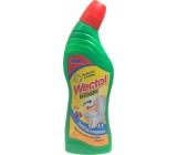Wectol Intensive aktivní čistič Wc a koupelen s vůní květin 750 ml