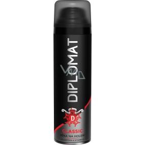 Astrid Diplomat Classic pěna na holení pro muže 250 ml