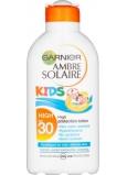 Garnier Ambre Solaire Kids SPF30 mléko na opalování pro děti 200 ml