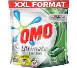 Omo Ultimate Fresh Clean Dualcaps univerzální prací kapsle 36 dávek 928 g