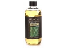 Millefiori Milano Natural Lemon Grass - Citrónová tráva Náplň difuzéru pro vonná stébla 500 ml