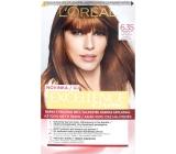 Loreal Paris Excellence Creme barva na vlasy 6.35 Světlá jantarová