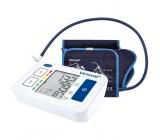 Veroval Compact plně automatický tlakoměr měří krevní tlak a tepovou frekvenci, upozorní i na poruchy srdečního rytmu, ukládá výsledky pro dva uživatele BPU22 dárkové balení
