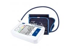 Veroval Compact plně automatický tlakoměr, měří krevní tlak a tepovou frekvenci, upozorní i na poruchy srdečního rytmu, ukládá výsledky pro dva uživatele, dárkové balení BPU22
