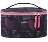 Diva & Nice Lipstick Love Kosmetická kabelka 22 x 12 x 12 cm 30045