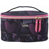 Diva & Nice Lipstick Love Kosmetická kabelka kufřík 22 x 12 x 12 cm 30045