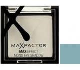 Max Factor Max Effect Mono Eye Shadow oční stíny 09 Aqua Marine 3 g
