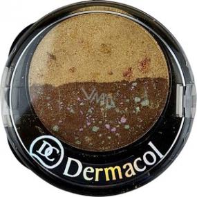 Dermacol Duo Mineral Moon Effect Eye Shadow oční stíny 06 3 g