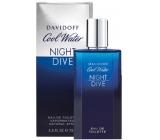 Davidoff Cool Water Night Dive toaletní voda pro muže 75 ml
