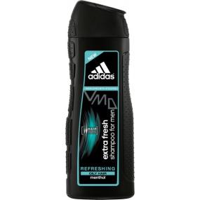 Adidas Extra Fresh šampon pro mastné vlasy 400 ml