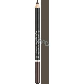 Artdeco Eyebrow tužka na obočí 2 Intensive Brown 1,1 g